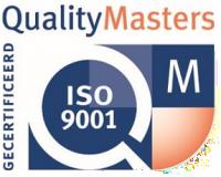 Infradax-ISO9001-certificaat